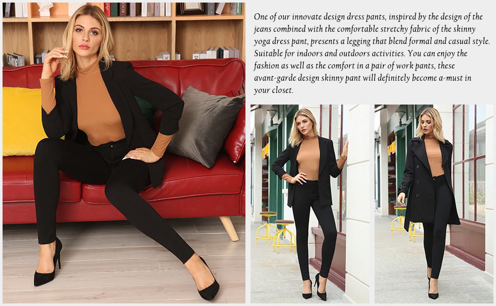 skinny pants for women