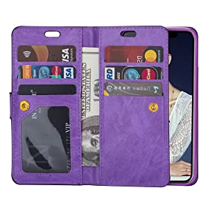 iphone 12 Pro Max wallet case 6.7 inch(Released in 2020).