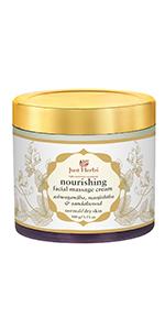 herbal nourishing massage cream
