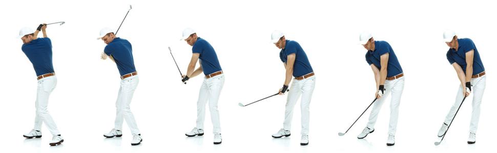 Golf Training Swing Brace