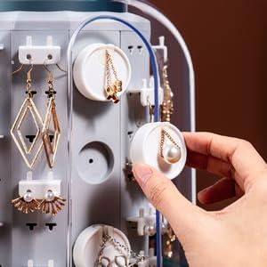 jewelry display shelf