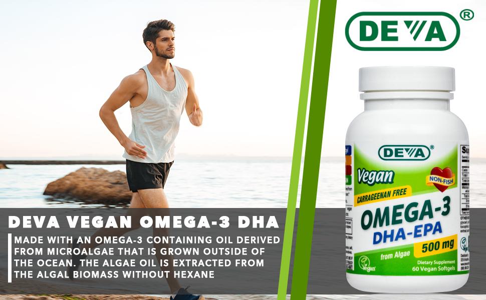 Deva Vegan Omega 3
