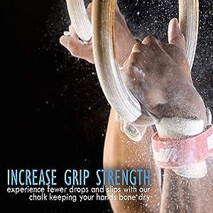 increase grip