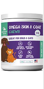 Omega chews for dogs