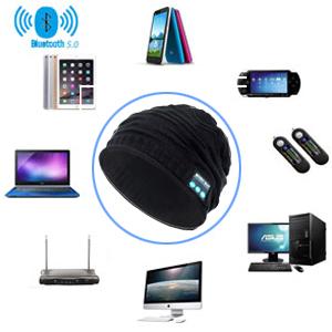 Bluetooth Beanie