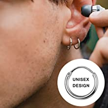 Men's Earring