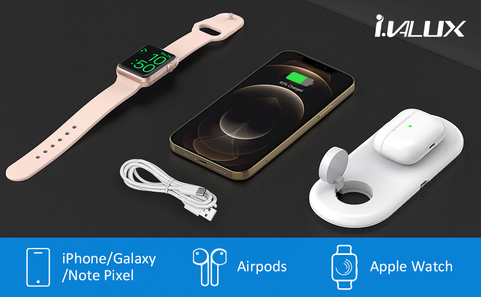 iwatch charging station