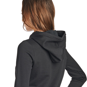 women ladies girl graphic workout yoga fitness pocket wear long sleeve fleece run