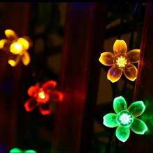LED Blossom Solar powered fairy lights