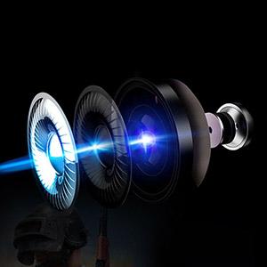 High precision 50mm magnetic neodymium drivers