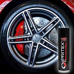 Bremsenreiniger 12 X 500ml Spray Auto Teilereiniger Bremsen Reiniger Baumarkt