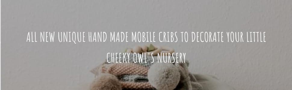 mobile crib header