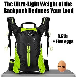 lightweight backpack