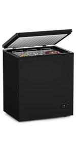 northair 5 cu ft chest freezer