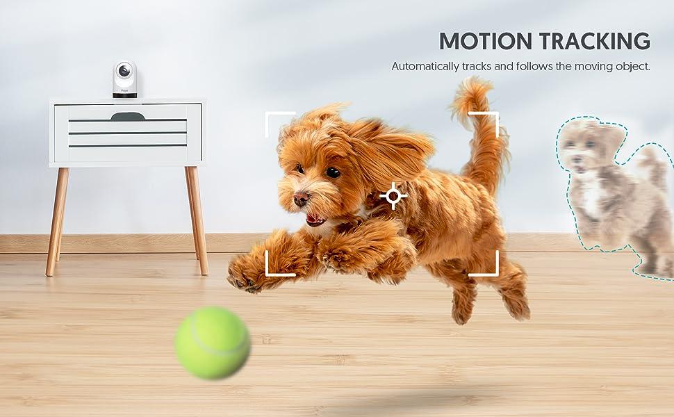 motion tracking camera