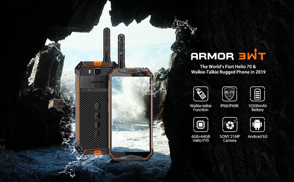 ulefone armor 3wt rugged phones