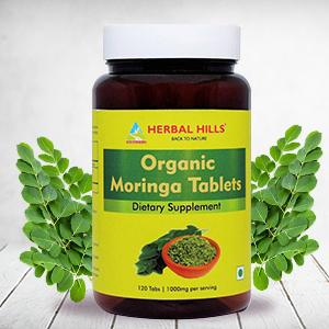 Moringa Tablets Organic Moringa Leaf Tablets Herbal Hills Amla Neem Haritaki Triphala Gotu Kola Neem