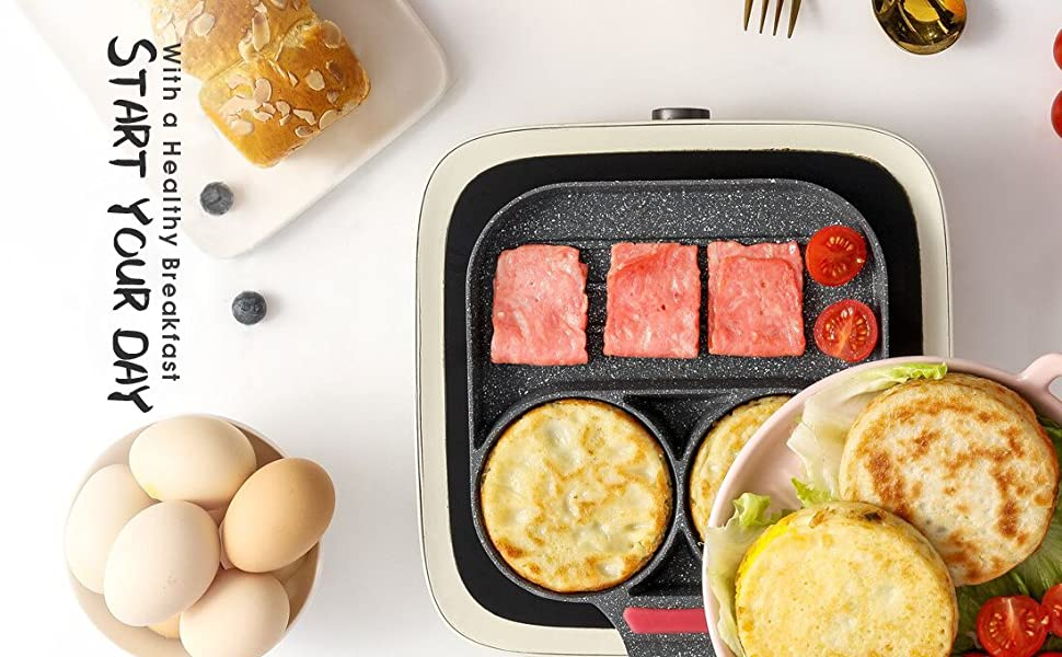 egg Breakfast pan
