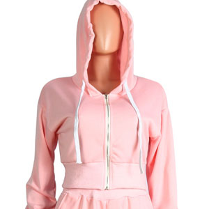By Alina Mens Jogging Suit Tracksuit Fitness Hoodie Boyfriend Joggers