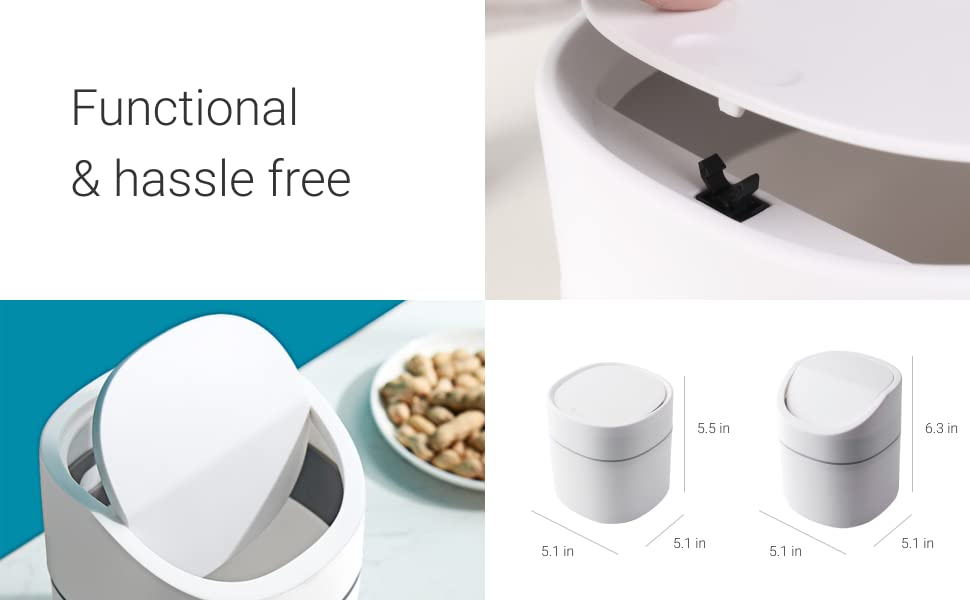 functional and hassle free