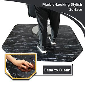 waterproof salon mat