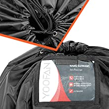 YOOFAN stroller bag for air travel