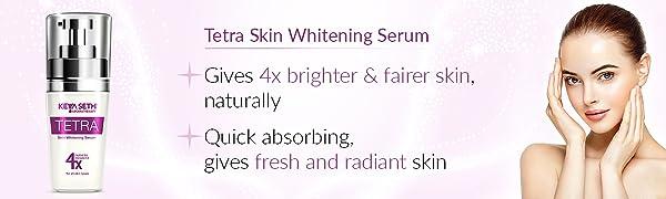 Tetra serum by Keya Seth Aromatherapy