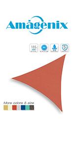 shade sail triangle