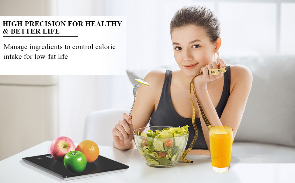 high precision for healthy better life