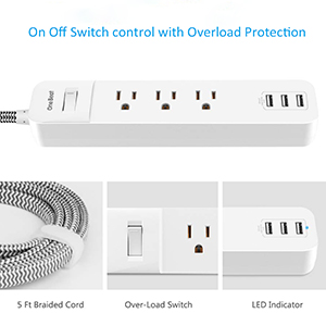Overload protection switch
