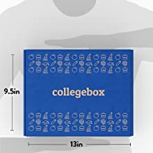 care package college gift snacks box boy girl student candy chips cookies chocolate assortment pack