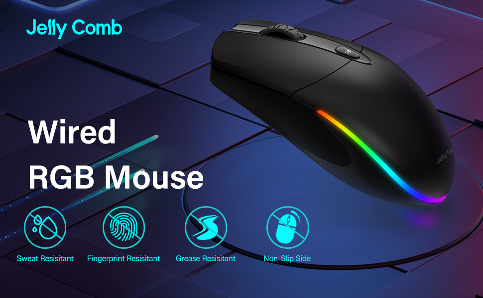Wired RGB Mouse