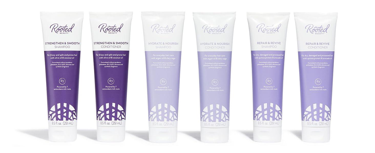 clarifying moisturizing conditioner shampoo frizzy split end