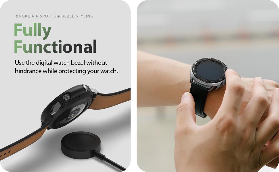 galaxy watch 3 41mm bezel styling