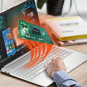 AMD Ryzen 7 3700U Processor quad core 8 thread laptop CPU windows 10 pro excel outlook word 4.0