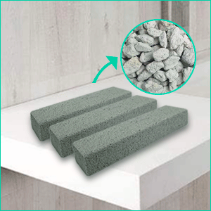 natural pumice stone for toilet cleaning