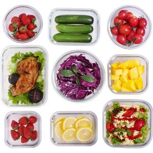 glass storage with lids snaplock glass containers pyrex containers with lids glass container food