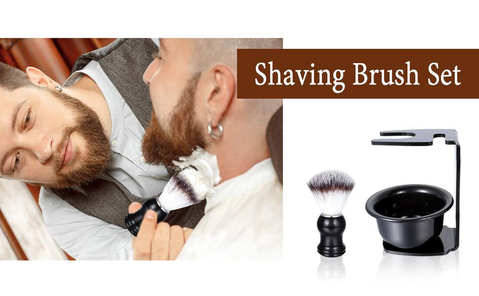 Men's Shaving Brush Set
