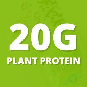 vanilla protein powder for plant based