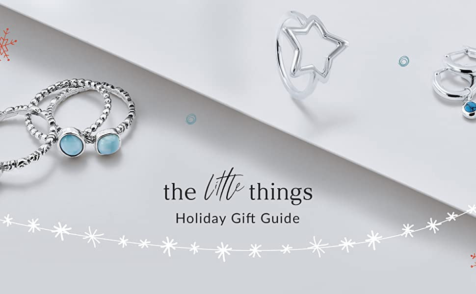 Perfect little gifts for the ones who matter most. Shop the jewelry gift guide.