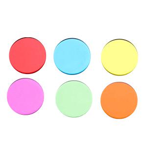 ポーカーチップ カジノチップ トランプ チップ カジノゲーム 300枚セット 6色各50枚(赤、黄、青、緑、紫、オレンジ)