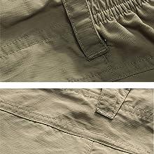 Boys Pants  Uniform School Cargo Trousers Adjustable Waist Pants for Boys Size 4-20 Years