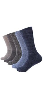 Crew Dress Socks