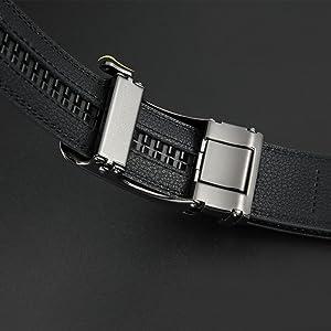 belt release botton