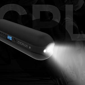 Met 80 lumen kan het 7 uur lang voor duurzame verlichting leveren.