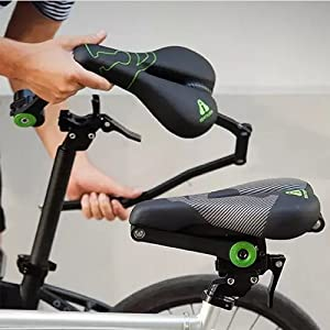 seatylock comfortable bicycle seat that transforms into a security lock in less than 10 seconds