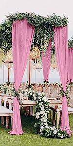 Chiffon Curtains