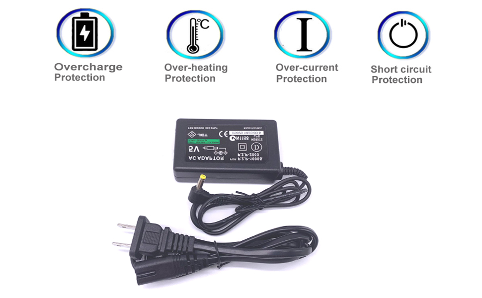 power adapter charger for psp