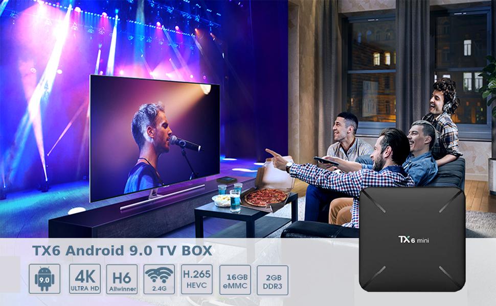 android tx6 mini tv box