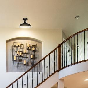 stair ceiling light